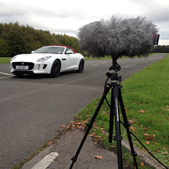 Jaguar F Type Sound Libraries For Sound Designers And Effects Editors